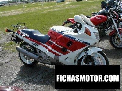 Imagen moto Honda cbr 1000 f año 1990