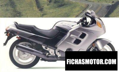 Imagen moto Honda cbr 1000 f año 1992