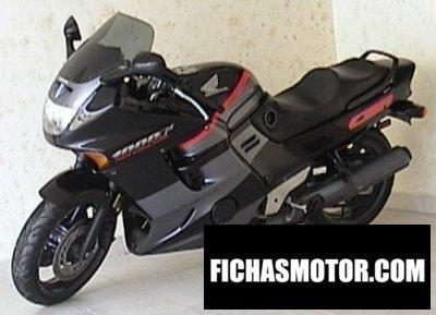 Imagen moto Honda cbr 1000 f año 1993