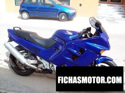 Imagen moto Honda cbr 1000 f año 1995