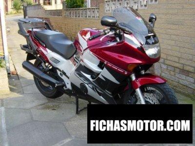 Imagen moto Honda cbr 1000 f año 1997
