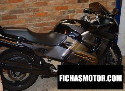 Imagen moto Honda cbr 1000 f año 1999