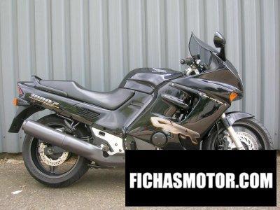 Imagen moto Honda cbr 1000 f año 2000