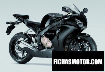 Imagen moto Honda cbr 1000 rr año 2008
