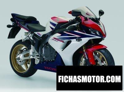 Imagen moto Honda cbr 1000 rr fireblade año 2007