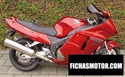 Imagen moto Honda cbr 1100 xx super blackbird año 1999