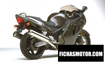 Imagen moto Honda cbr 1100 xx super blackbird año 2000