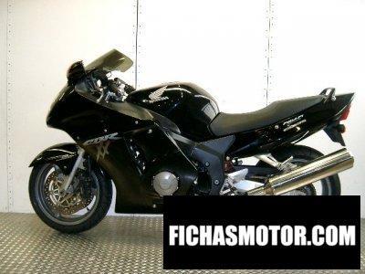Imagen moto Honda cbr 1100 xx super blackbird año 2003