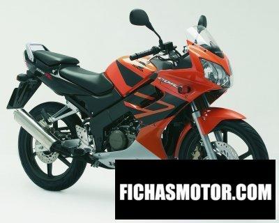 Imagen moto Honda cbr 125 r año 2006