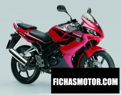 Imagen moto Honda cbr 125r año 2008