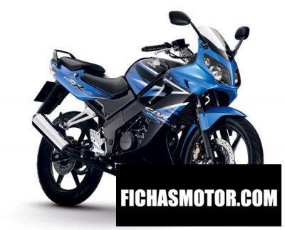Imagen moto Honda cbr 150r año 2007