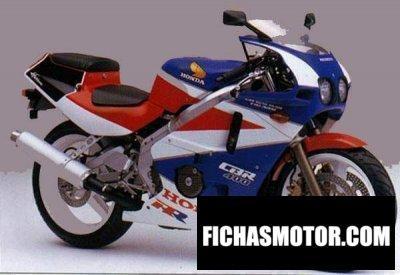 Imagen moto Honda cbr 450 sr año 1994