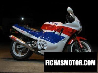 Imagen moto Honda cbr 600 f año 1989