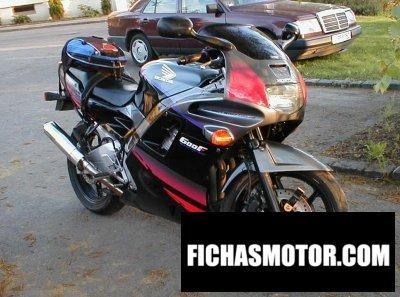 Imagen moto Honda cbr 600 f año 1990