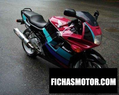 Imagen moto Honda cbr 600 f año 1991