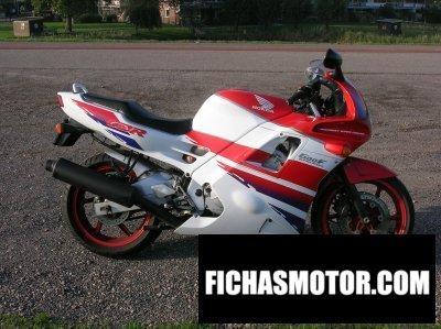 Imagen moto Honda cbr 600 f año 1992