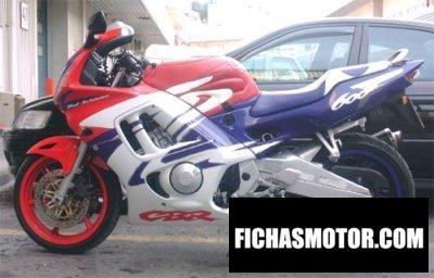Imagen moto Honda cbr 600 f año 1997