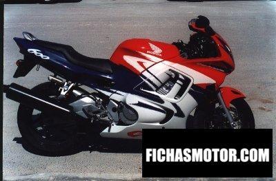 Imagen moto Honda cbr 600 f año 1998