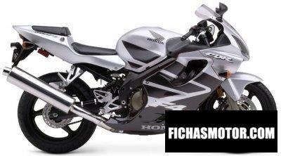 Imagen moto Honda cbr 600 f año 2003