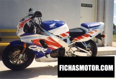 Ficha técnica Honda cbr 900 rr 1992