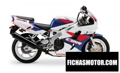 Imagen moto Honda cbr 900 rr fireblade año 1993