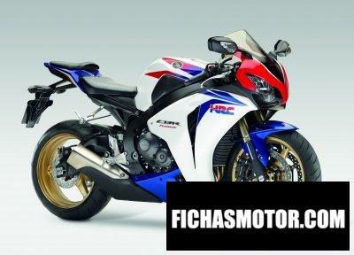 Imagen moto Honda cbr1000rr fireblade año 2009