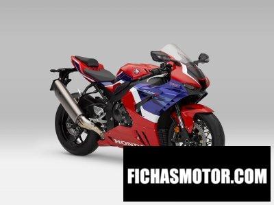 Ficha técnica Honda CBR1000RR-R Fireblade 2020