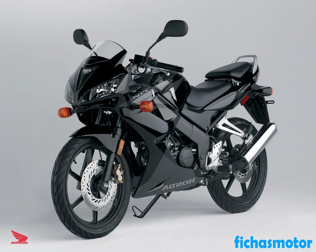 Imagen moto Honda cbr125r año 2007