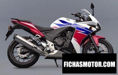 Imagen moto Honda cbr400r año 2015