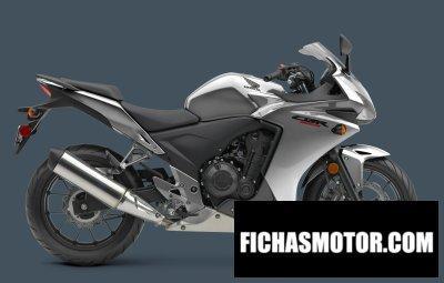 Imagen moto Honda cbr500r año 2015