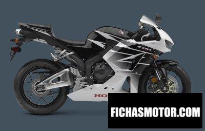 Imagen moto Honda cbr600rr año 2016