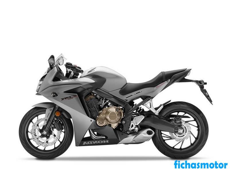 Imagen moto Honda cbr650f año 2018