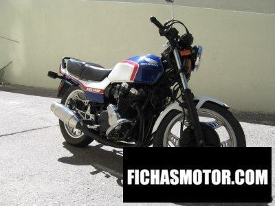 Imagen moto Honda cbx 550 f año 1983