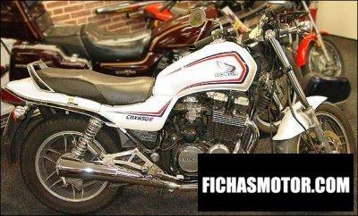 Imagen moto Honda cbx 650 e año 1987