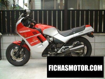 Imagen moto Honda cbx 750 f año 1985