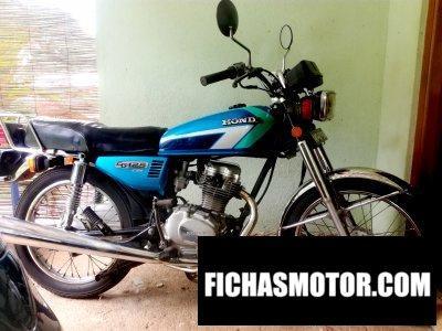 Imagen moto Honda cg 125 año 1997