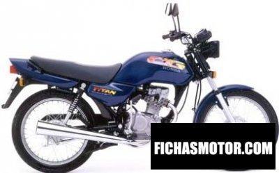 Imagen moto Honda cg 125 año 1998