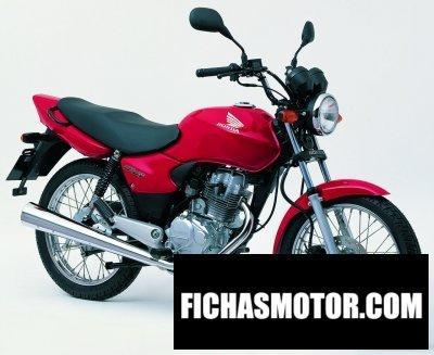 Ficha técnica Honda cg 125 2006