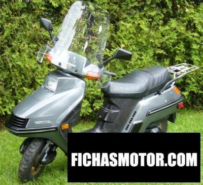 Imagen moto Honda ch 250 spacy - elite año 1985