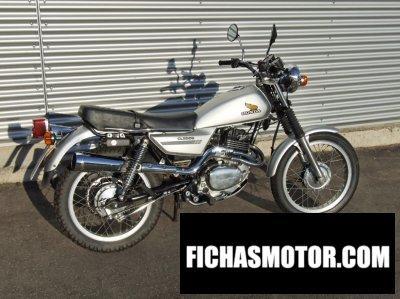 Imagen moto Honda cl 250 s año 1983