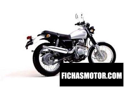 Imagen moto Honda cl 400 año 2002