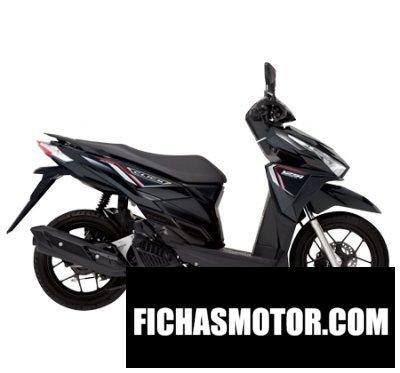 Imagen moto Honda click 125i año 2015