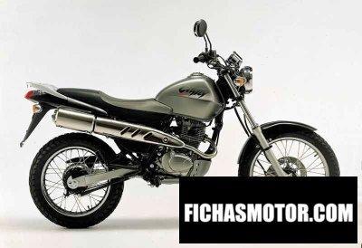 Imagen moto Honda clr cityfly año 2002