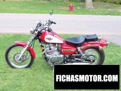Imagen moto Honda cmx 250 rebel año 1996
