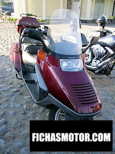 Imagen moto Honda cn 250 año 2000