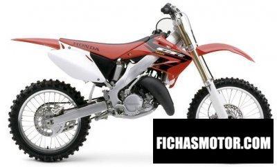 Imagen moto Honda cr 125 r año 2004