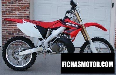 Imagen moto Honda cr 250 f año 2004