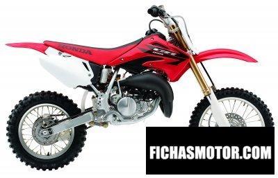 Imagen moto Honda cr 85 r año 2006
