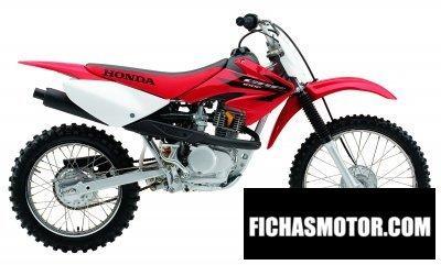 Imagen moto Honda crf 100 f año 2006