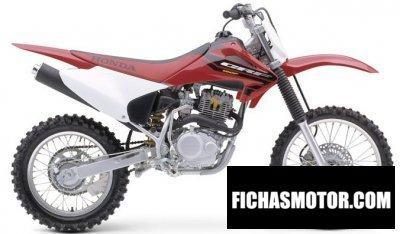 Imagen moto Honda crf 150 f año 2004